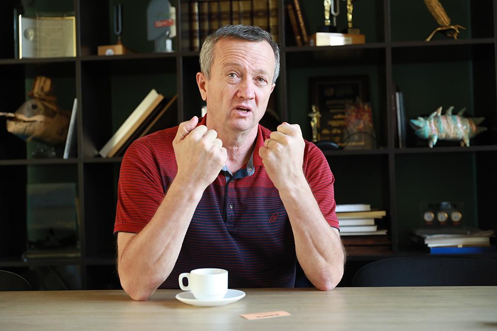 Винодел Валерий Захарьин