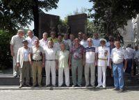 Встреча выпускников 9 роты 1978 г. на 40-летии выпуска