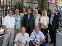 Встреча выпускников 1 взвода 10 роты 1979 года выпуска